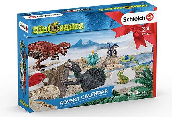 SCHLEICH 97982 Dinosaurs 2019 Adventskalender