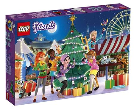 LEGO Friends Adventskalender 2019