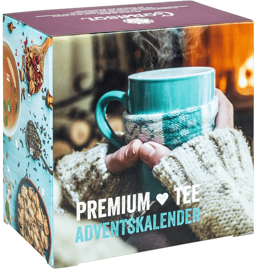 Premium Tee-Adventskalender XXL