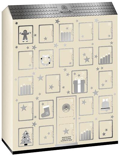 Alessandro Nagellack Adventskalender 2018