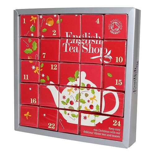 "English Tea Shop - Tee Adventskalender ""Pink Christmas"""