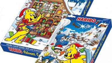 Photo of Haribo Adventskalender 2020: Aktuelle Kalender in der Übersicht