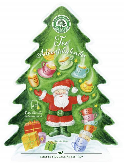 Lebensbaum Tee-Adventskalender
