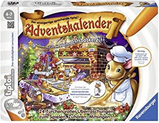 Tiptoi Adventskalender - In der Weihnachtsbäckerei