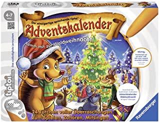 Tiptoi Adventskalender - Waldweihnacht der Tiere