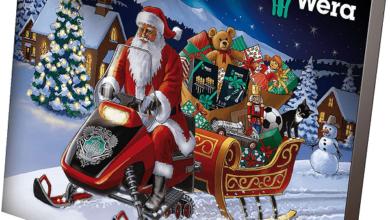 Bild von WERA Adventskalender 2020: Aktuelle Kalender in der Übersicht