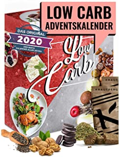 Boxiland Low Carb Adventskalender 2020: ab 39,99 € bestellen