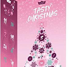 GYMQUEEN Tasty Christmas Adventskalender 2020