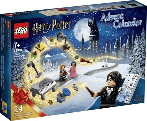 Harry Potter Adventskalender 2020 (Übersicht)