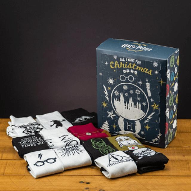 Harry Potter Socken Adventskalender 2020