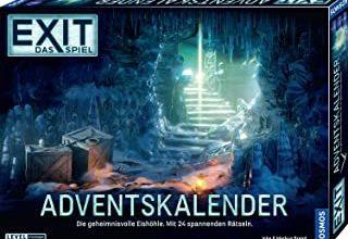 Kosmos EXIT Adventskalender 2020