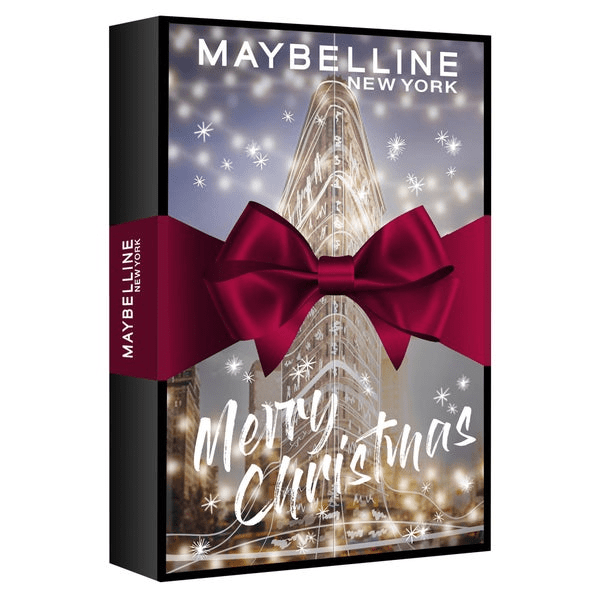 Maybelline New York Adventskalender Flat Iron 2020