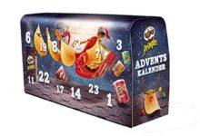 Pringles Adventskalender 2020