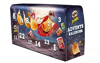Bild von Pringles Adventskalender 2020: Aktuelle Kalender in der Übersicht