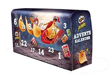 Pringles Adventskalender 2020: Aktuelle Kalender in der Übersicht